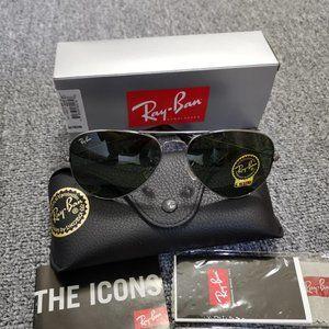 Ray-ban sunglasses 3025 w0879 58mm